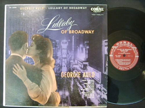 Price comparison product image Georgie Auld Lullaby of Broadway(LP vinyl)