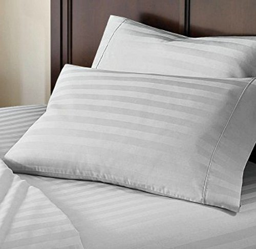 Better Homes and Gardens 400-Thread Count Egyptian Cotton Damask Stripe Pillowcases from Better Homes & Gardens