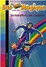 Le Bus Magique, Tome 17 : Le marathon des couleurs par Cole