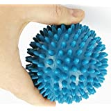 Deep Tissue Massager : Run Baby Spiky Massage Ball For Plantar Fasciitis Treatment & Muscle Relaxation - An Effective Aid For Painful and Tight Muscles.