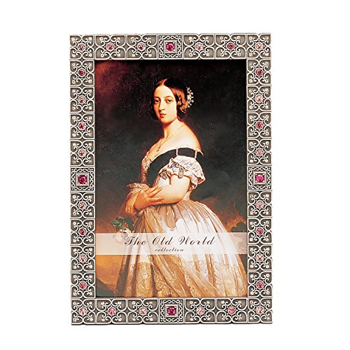 Elegance 83952 Jewel Frame Amethyst Picture (Accents Digital Picture Frame)