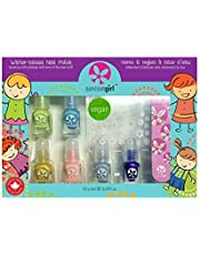 Suncoat Girl - Kit di smalti Vegan Mini Mani per bambini