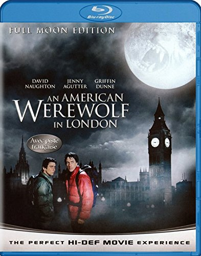 An American Werewolf in London (Full Moon Edition) [Blu-ray] by uni