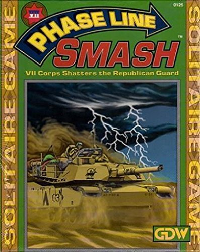 - Phase Line Smash: VII Corps Shatters the Republican Guard (Solitaire Game) [BOX SET]
