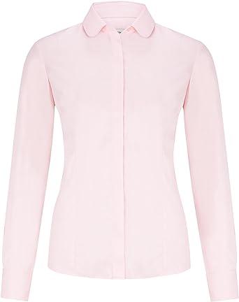 Austin Reed - Camisas - camisa - para mujer Rosa rosa 44: Amazon.es: Ropa y accesorios
