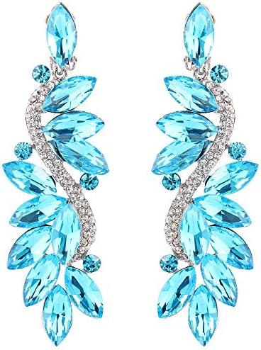 bridesmaid Earrings RACHAEL bridal Earrings chandelier Bridal crystal earrings rhinestone earrings Wedding Rhinestone Earrings