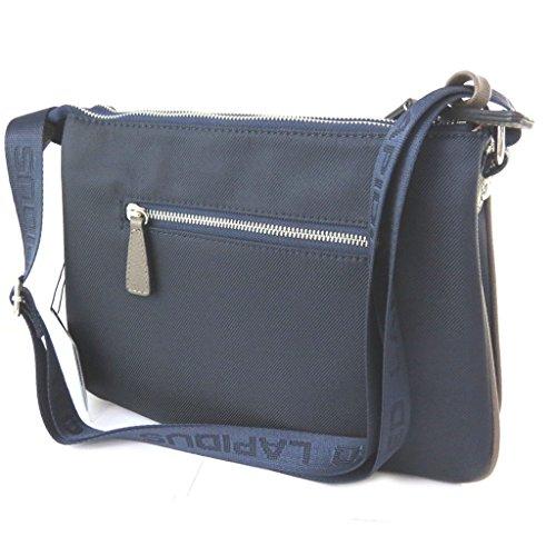 Bag designer Ted Lapidusnavy (2 scomparti)- 31x23.5x10 cm.