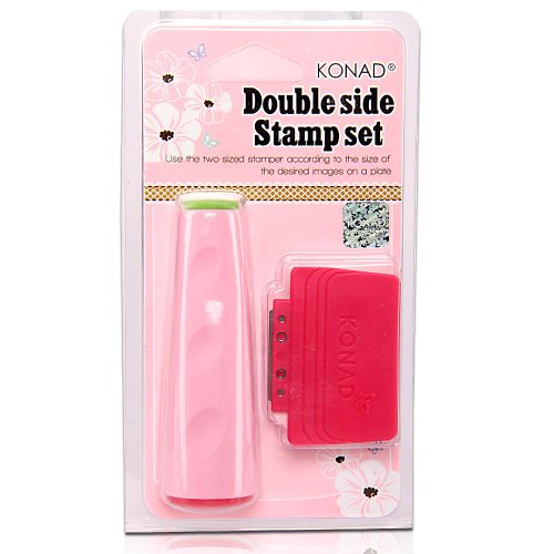 Nail Art Double Stamper Scraper product image