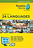 Rosetta Stone Homeschool 24 Month Subscription [Key Card]