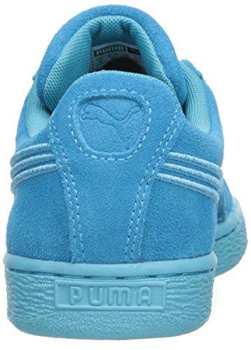 Puma Suede Classic Badge Uomo US 9.5 Blu Scarpe ginnastica