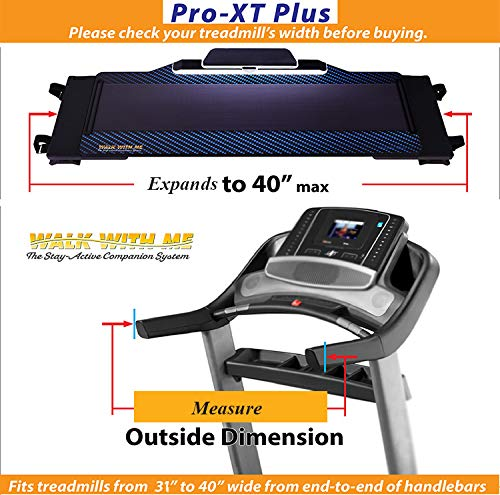 DigitalArts.ws Walk with Me Pro-XT Plus - Cinta de Correr ...