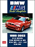 BMW M5 Gold Portfolio, 1980 - 2003, , 1855207567