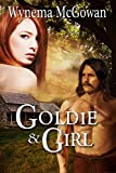 img - for Goldie & Girl (Dare Family Saga Book 3) book / textbook / text book