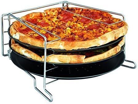 Oramics pizza-horno-torre para dispositivos mordazas de 3 pizzas: Amazon.es: Hogar