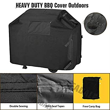 Barbecue & Grill Covers Yard, Garden & Outdoor Living BBQ Top Cover Waterproof Barbecue Patio Gas Grill Protector Outdoor Heavy Duty