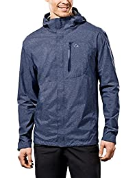 Waterproof & Breathable Men's Rain Jacket