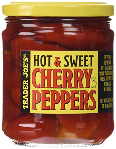 Trader Joe's Hot & Sweet Cherry Peppers