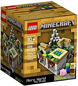 LEGO® Minecraft, The Village -  Item #21105