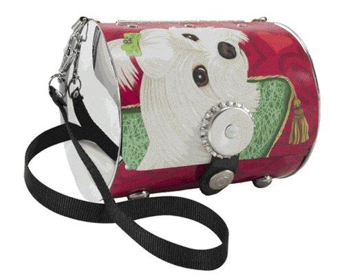 PopTank Handbag - Pop Culture Made Fabulous - (Little Earth License Plate Purse)