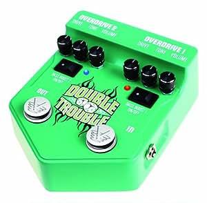 visual sound v2dt guitar distortion effects pedal musical instruments. Black Bedroom Furniture Sets. Home Design Ideas