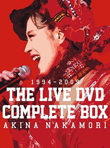 中森明菜 / THE LIVE DVD COMPLETE BOX