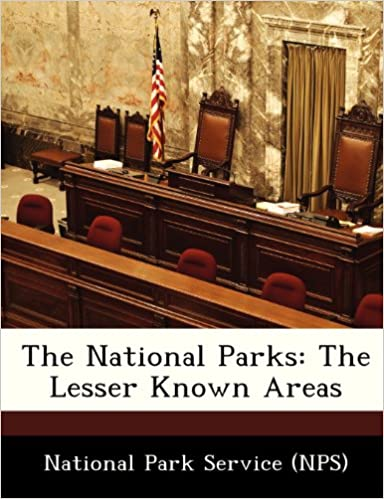 Tysk ebook download The National Parks: The Lesser Known Areas PDF FB2 124916205X