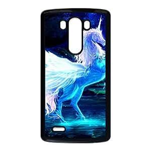 LG G3 Cell Phone Case Covers Black Fantasia I0463647