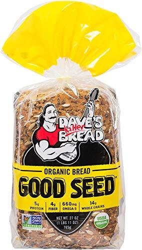 Dave's Killer Bread, Good Seed, Organic, 27 Oz