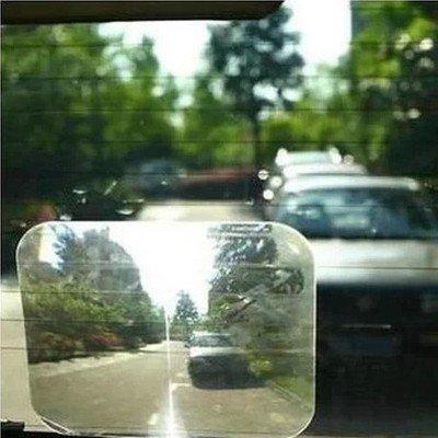 Ocamo Hatchback Car Reversing Assistance Film Vehicle Rear Windshield Wide Angle Vision Parking Backup Fresnel Lens Sticker