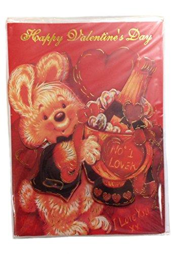 Crush Chocolate Wine - Musical Valentine's Day Card