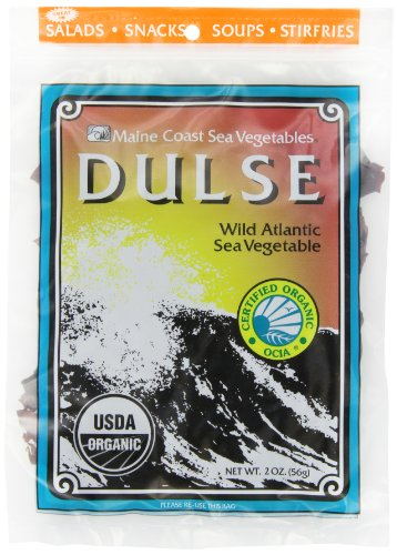 Dulse sea vegetable