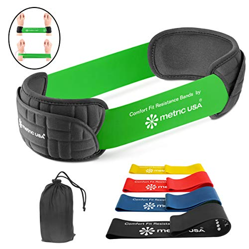 Metric USA Comfort fit Resistance Bands 12