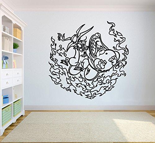 Henchman Of Hades Pain & Panic Art Walt Disney Cartoon Poster Hercules Wall Vinyl Decal Home Interior Decor Girls Boys Bedroom Sticker Nursery Room Image herc29 -