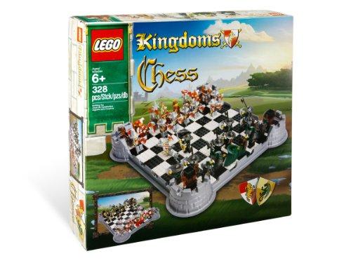 LEGO Kingdoms Set Chess Set (853373) (Lego Chess Set)