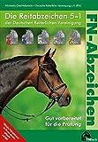 Die Reitabzeichen 5-1 der Deutschen Reiterlichen Vereinigung. Gut vorbereitet für die Prüfung