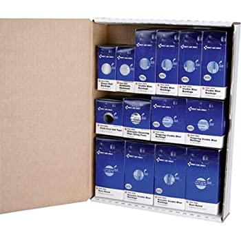 First Aid Only Food Service First Aid Refill Kit, Model# FAE-8010