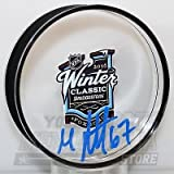 Max Pacioretty Canadiens Signed Autographed 2016 Winter Classic Acrylic Puck