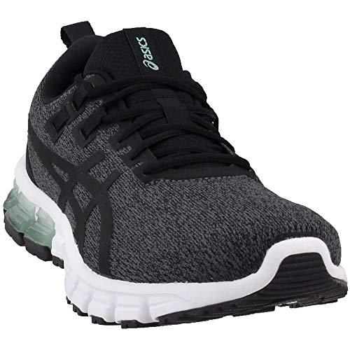 ASICS Gel-Quantum 90 Women's Running Shoe, Dark Grey/Black, 9.5 B US