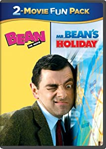 Bean 2-Movie Family Fun Pack from Universal Studios Home Entertainment