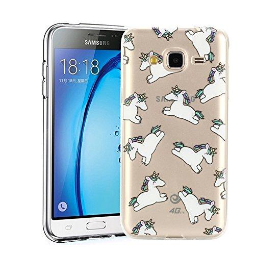 55 opinioni per Cover Samsung Galaxy J3 2016 SM-J320F Silingsan Cover in Silicone TPU per