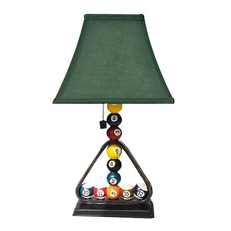 Retro grande Lámpara de mesa creativa lámpara de escritorio ...