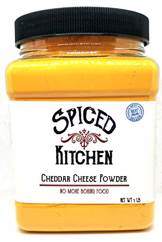 Cheddar Cheese Powder by Spiced Kitchen
