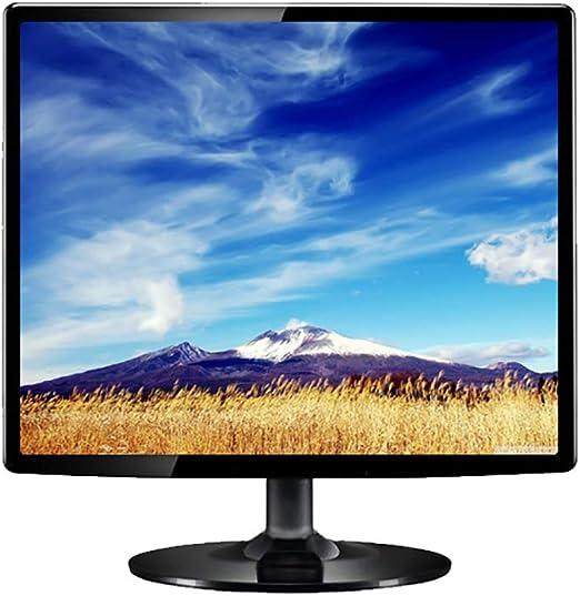 RAPLANC Monitor Cuadrado de 17 Pulgadas con Puerto VGA, lo Que lo Hace Aplicaciones de productividad y Multimedia: Amazon.es: Hogar
