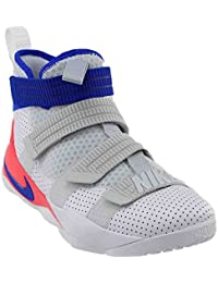 427c52b3e405 Lebron Soldier XI Mens Basketball Shoes · Nike