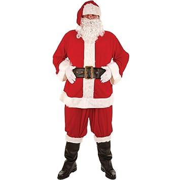 621b6791ded Santa Suit (Super Deluxe) - Adult Costume Men  STANDARD  Amazon.co ...