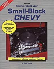 Hundreds of photos, charts, and diagrams guide readers through the rebuilding process of their small-block Chevy engine. Each step, from disassembly and inspection through final assembly and tuning, is presented in an easy-to-read, user-frien...