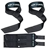 """""""Ready To See How Much Your Grip & Wrist Injuries Has Been Holding You Back? Want To Maximize Your Gains ...Without Settling For Cheap, Worthless Wraps & Straps? This Lifting Straps & Wraps Combo Are Your New Secret Weapon!""""-Highest Quali..."""