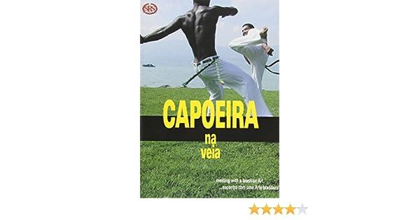 dvd capoeira na veia