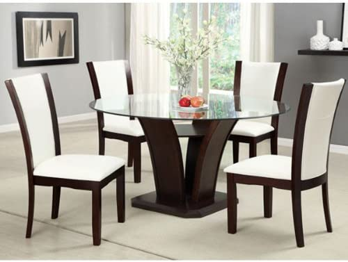 247SHOPATHOME dining-room-sets Five Piece Dining Set