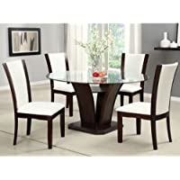 Amazon Com Table Amp Chair Sets Home Amp Kitchen